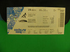 SOCHI 2014 MEN'S HOCKEY FEBRUARY 19TH FINLAND VS. RUSSIA QUARTERFINAL GAME