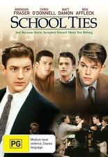 School Ties (DVD, 2011)
