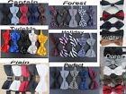New Mens Fashion Unique Tuxedo Bowtie Wedding Party Bow Tie Necktie 5pcs Lot