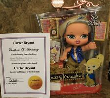 "BRATZ BIG BABYZ THE MOVIE CRAZY KARAOKE 12"" DOLL - CLOE - VERY HARD TO FIND"