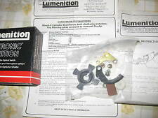 VW POLO DERBY GOLF & SAAB 99 / 900 - LUMENITION ELECTRONIC IGNITION FITTING KIT