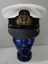 Original Royal Australian Navy Officer's Lieutenant's Hat! Stamped and Dated!