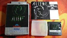 ALIEN 3 SEGA GAME GEAR ENVOI 24/48H