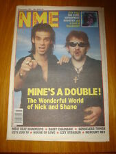 NME 1992 NOV 28 CURE MINISTRY MERCURY REV HIPHOPRISY