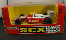 Matchbox SCX◊Formula Indy Lola Ford N°83470.20 ◊ Slot Car/  Boxed