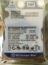 WD Western Digital WD3200BEVE 320GB PATA/IDE 5400RPM Hard disk Drive Laptop
