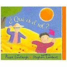 Que es el sol?  What is the Sun?-ExLibrary