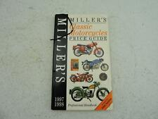 1997-98 Miller's Classic Motorcycles Price Guide Triumph Norton BSA Indian 418