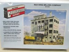 WALTHERS~ #933-3026~ RED WING MILLING CO BUILDING KIT ~SEALED~ LOT A~ HO SCALE