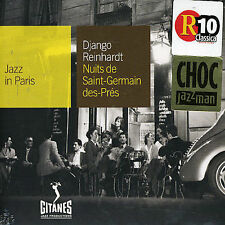 Nuits De Saint - Germain Des Pres, Reinhardt, Django, Good Import, Original reco