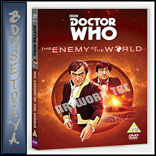 DOCTOR WHO - THE ENEMY OF THE WORLD **BRAND NEW DVD **