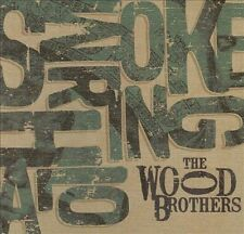 Smoke Ring Halo [Digipak] by The Wood Brothers (CD, Aug-2011, Southern Ground)