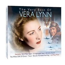 Vera Lynn Very Best Of 2-CD NEW SEALED We'll Meet Again/White Cliffs Of Dover+