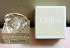 NEW CHLOE FLEUR DE PARFUM  Eau de Parfum Mini Perfume Splash .17 oz 5 ml NIB