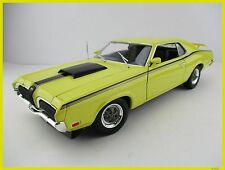 Mercury Cougar Eliminator * 1970 * in giallo * Welly * scala 1:18 * OVP * NUOVO