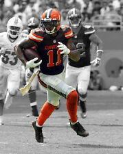 Cleveland Browns TERRELLE PRYOR Glossy 8x10 Photo NFL Print Spotlight Poster