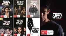 TEEN WOLF : Seasons 1 2 3 4 + 5 Part 1 & 2 : NEW DVD
