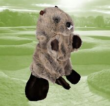 Beaver by Daphne's Large Novelty Golf Club Driver 1 Wood Headcover 460cc Head