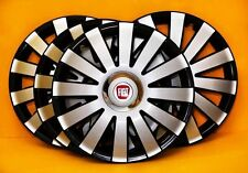 "FIAT Croma... 16"" ALLOY LOOK CAR WHEEL TRIMS/COVERS, HUB CAPS, Quantity 4"