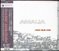Amalia Rodrigues - Com Que Voz - Japan CD - NEW - 12Tracks