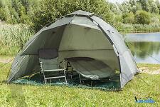 XXL 250x 250x 165cm Ruck Zuck Strandmuschel Strandzelt POP UP Quick Shelter Zelt