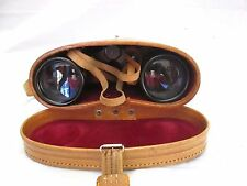 VTG Sunscope Coated Lens Binoculars 7 x 50 Field 71Degree #U-2219 Leather Case