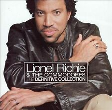 LIONEL RICHIE - The Definitive Collection (2CD, 2003 Australia) BRAND NEW IMPORT