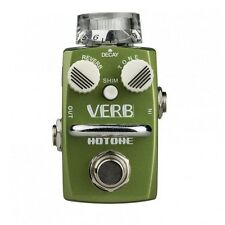Hotone Skyline Series VERB Reverb Guitar Effects Pedal 888506010118