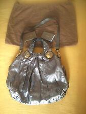 Auth Gucci HYSTERIA Leather Bag Ledertasche Damentasche #197016 001013