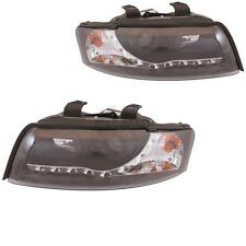 Set Fanali per Audi A4 B6 8E 00-04 Berlina/Avant LED Dragon Luci