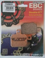 Ducati Monster 696 (2008 to 2014) EBC Sintered REAR Brake Pads (FA266HH) (1 Set)