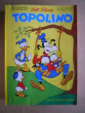 TOPOLINO n°765    [G376] - OTTIMO - con bollino + Catalogo Mattel 1970