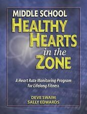 Middle School Healthy Hearts in the Zone: Heart Rate Monitoring Progra-ExLibrary