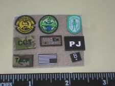 SOLDIER STORY PATCHES USAF PARARESCUE JUMPER TYPE C 1/6TH FIGURE TOYS