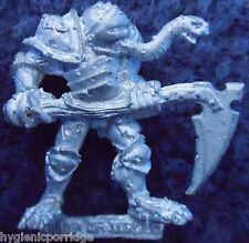 1988 Chaos Champion of Nurgle 0219 20 Citadel Warhammer Army Hordes Evil Fighter