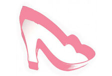 HIGH HEEL SHOE 4 inch - COOKIE CUTTER / BISCUIT / FONDANT / GUMPASTE CUTTERS