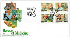 """Transkei - """"HEALTH ~ HEROES OF MEDICINE"""" FDC First Day Cover 1993 !"""