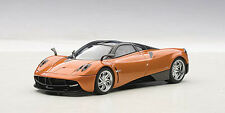 PAGANI HUAYRA BRONZE 1/43 DIECAST CAR MODEL BY AUTOART 58207