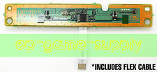Power Eject Touch Button Board With Flex Ribbon Cable CSW-001 For Sony PS3