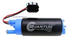 QFS 340LPH Intank Fuel Pump w/Install Kit Stealth 340 Turbine E85 MITSUBISHI EVO