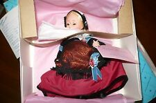 NRFB MADAME ALEXANDER AUNT MARCH 1996 LITTLE WOMAN COLLECTION  + WRIST TAG(COA)