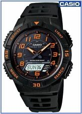 Casio Original New AQ-S800W-1B Analog Digital Tough Solar WR100M Watch AQ-S800
