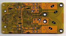 100W Lateral TO3 package MOSFET Power Amp PCB DIY