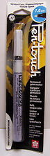 White Opaque Paint Pen-Touch Permanent Paint Marker 1.0mm Archival, Xylene Free