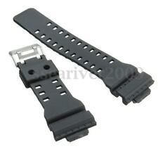 22mm Frosted Silicone Rubber Watch Band Strap Replacement For CASIO G Shock New