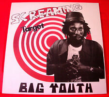 Big Youth Screaming Target LP 180g Vinyl RI+Insert 2011 NEW Roots