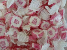 25 X PINK MR + MRS RETRO CANDY SWEETS WEDDING FAVOURS