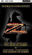 The Mask Of Zorro / The Legend Of Zorro (UMD, 2006, 2-Disc Set)