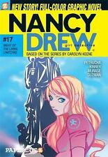 Nancy Drew #17: Night of the Living Chatchke (Nancy Drew Graphic Novel-ExLibrary