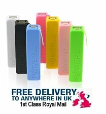 Power Bank Charger For External Portable 1200mAh USB Mobile iPhone Samsung HTC